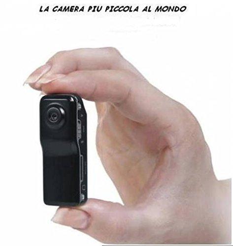Micro Camera Kamera DVR Action ON BOARD Hohe Auflösung