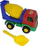Legler - Set mezcladora de hormigón, juguetes de arena (8790)