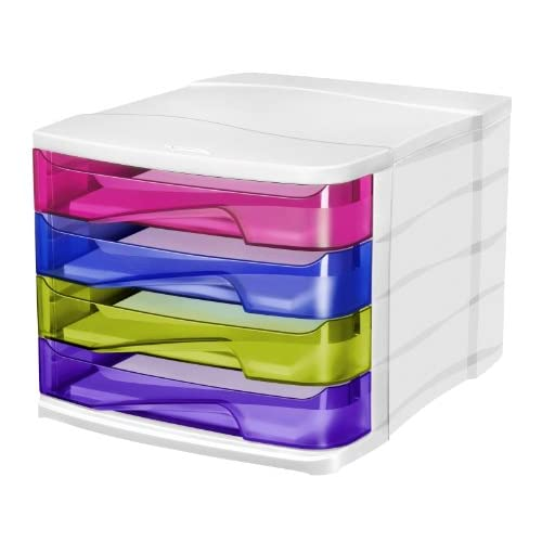 CEP Happy 4 Drawer Unit – Multicolor