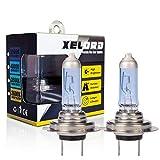 H7 Halogen Lampe Auto 55W 12V Halogen-Scheinwerferlampe Glühbirne H7 Abblendlicht, E - Prüfzeichen, 2 Stück