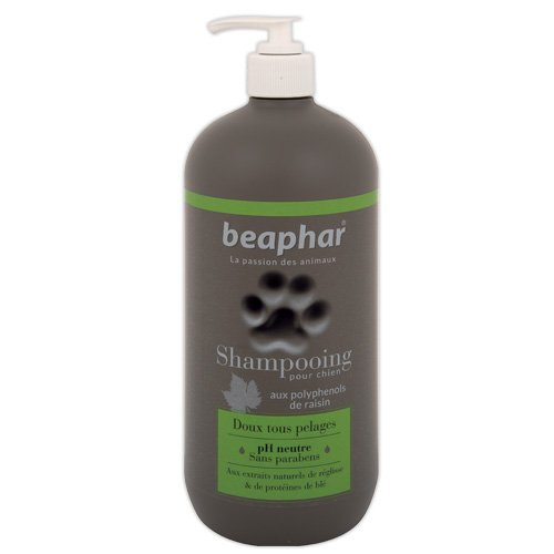 Beaphar Shampoing Premium tous types de pelages - chien...
