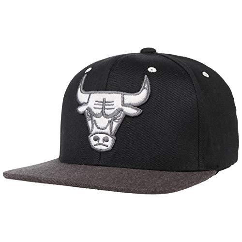 Imagen de mitchell & ness mujeres  /  snapback nba 2 tone logo chicago bulls