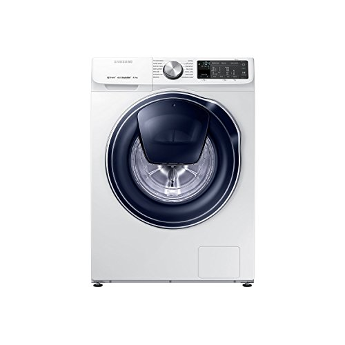 Samsung WW80M645OPM 8kg 1400rpm Freestanding SMART Washing Machine With QuickDrive And AddWash - White