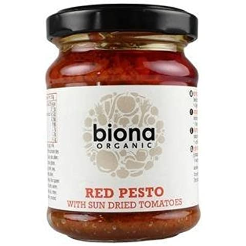 Biona Organic Red Pesto 120g by Biona