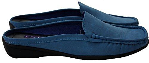 Coolers Shoreside  Ry39-129,  Mädchen Damen Slipper Blau