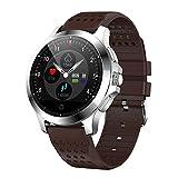 Mr.LQ EKG Smart Watch Sportarmband EKG + PPG EKG HRV-Bericht Herzfrequenz-Blutdrucktest PK / N58