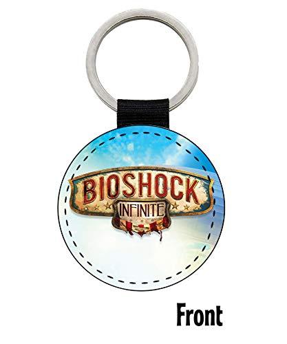 MasTazas Bioshock Infinite Schlüsselanhänger Keyring (Infiniti Keyring)