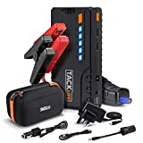 Car Jump Starter, Tacklife 600A 16500mAh Emergency Booster Pack, Battery Pack, Power bank - Best Reviews Guide