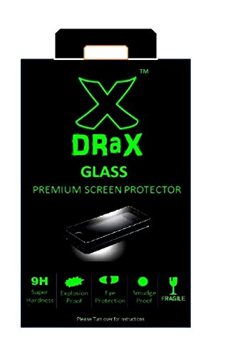 DRaX™ 2.5D HD Tempered Glass Screen Protector for Micromax Canvas 4 Plus A315