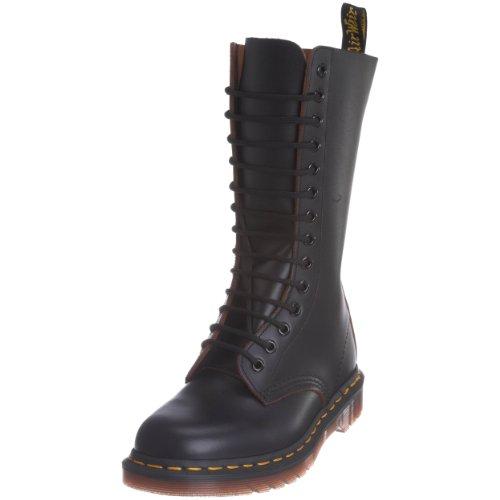 Dr. Martens Original Vintage 1914 12310001, Unisex - Erwachsene Stiefel, schwarz, 39 EU/6 UK