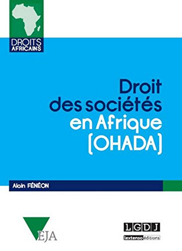Droit des socits en Afrique (OHADA)