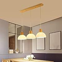 Amazon.es: lamparas japonesas techo - Madera / Iluminación colgante ...