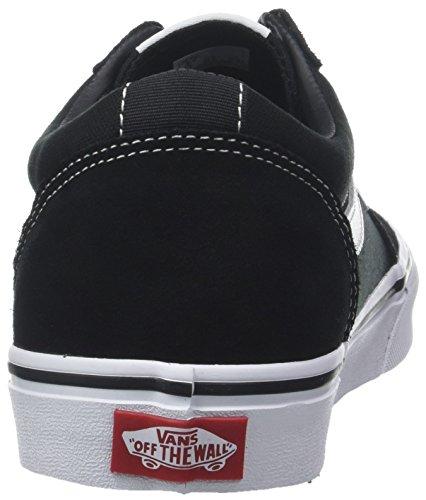Vans Men s Ward Suede Canvas Low-Top Sneakers – HD Superstore UK ... 5888e0531