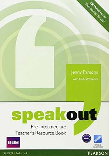Speakout. Pre-intermediate. Teacher's book. Per le Scuole superiori