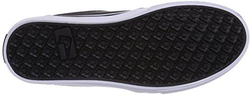 Globe - Mahalo, sneakers  da uomo Nero (distressed black)