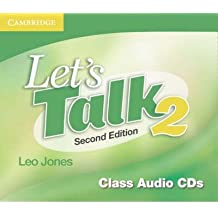 [(Let's Talk Class Audio CDs 2)] [Author: Leo Jones] published on (October, 2007)
