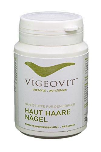 VIGEOVIT® Haut Haare Nägel (Nagel-schönheit Versorgt)