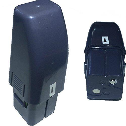 Ersatz-Akku für Elektrobesen Swivel Sweeper G2 / G3 Max, Farbe Schwarz