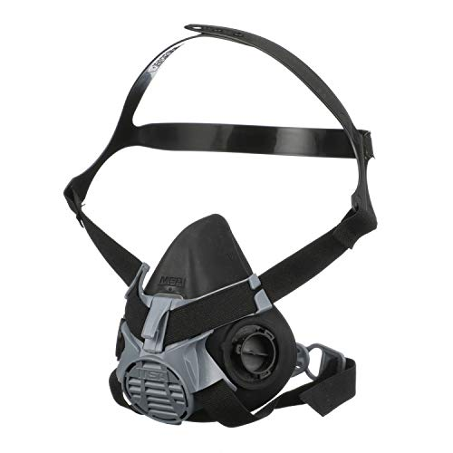 MSA 10102184 Advantage 420 Half-Mask Respirator, Large by MSA -