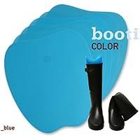 booti - Embauchoirs pour bottes COLOR - bleu pour 4 paires de bottes