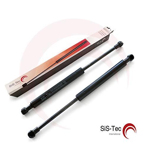 SiS-Tec Gasfeder für Motorhaube Länge: 299 mm Kraft: 240 N - 0009223V (2 Stück) - Feder Motorhaube