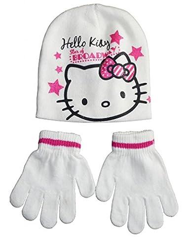 Mädchen Hallo Kitty Hut und