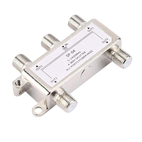 ForceSthrength Distribuidor Divisor TV vía satélite/Antena/Cable