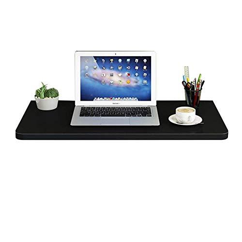 ZYOUXIU Zusammenklappbarer Wandschreibtisch, Hängender Aufbewahrungstisch/Schreibtisch, Schreibtisch, Esstisch, Küchenregale, Kleiner Raum, Mehrfarbig und Mehrgrößen optional, f,