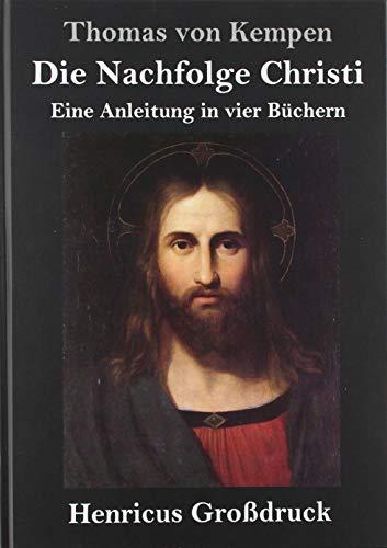 Die Nachfolge Christi (Großdruck)