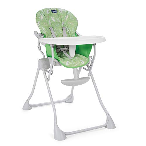 Chicco Pocket Meal Seggiolone, Summer Green