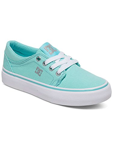 DC Shoes Trase TX - Chaussures pour Fille ADGS300061 Bleu - Aqua