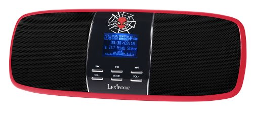 Lexibook MMB100SP Spider-Man Mini-Musikbox