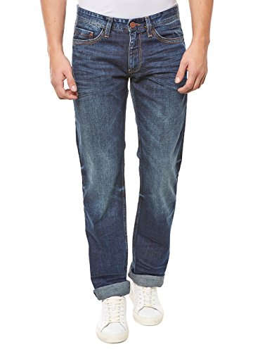 Cross Herren Jeans Antonio Grau (Dark Grey 090)