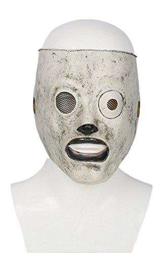 Corey Maske Halloween Cosplay Kostüm Herren Latex Gesicht -
