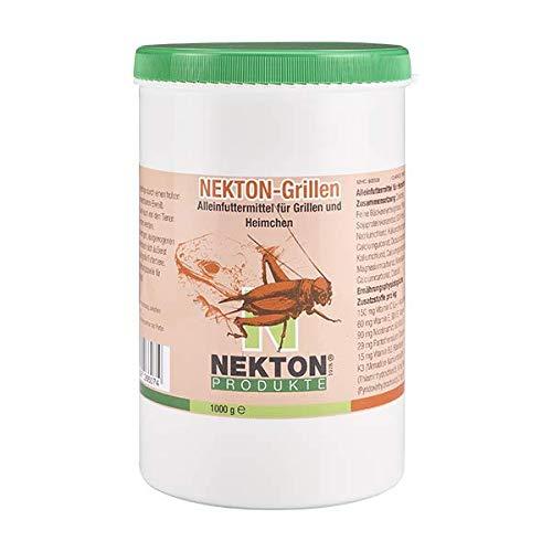 Nekton Grillen-Zuchtkonzentrat, 1er Pack (1 x 1 kg) - Optimale Vitamin-packs