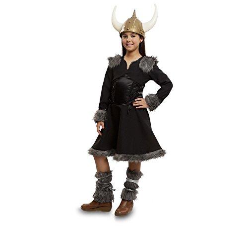 VIVING Disfraz infantil vikinga 7/9 años