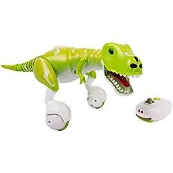 Zoomer Dino Boomer Robotic dinosaur - robots de entretenimiento (AAA, USB, Closed box)