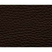0,50 METROS de Polipiel para tapizar, manualidades, cojines o forrar objetos. Venta de polipiel por metros. Diseño Foamizada Júpiter Color Marrón ancho 140cm