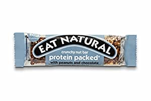 Eat Nat PrEat Natural Protein Packed Bar - 12 x 45