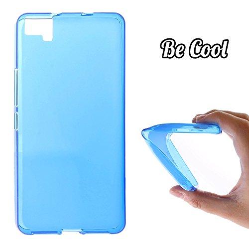 BeCool Schutzhülle Gel Flexibel für BQ Aquaris M5Schutzhülle TPU hergestellt mit der besten Silikon schützt, passt perfekt auf Ihr Smartphone und mit unserem Exklusives Design
