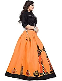 2c4d4ea8c1 Amazon.in: Silk - Lehenga Cholis / Ethnic Wear: Clothing & Accessories