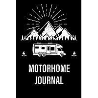 Motorhome Journal: Roadtrip Log and Maintenance Tracker