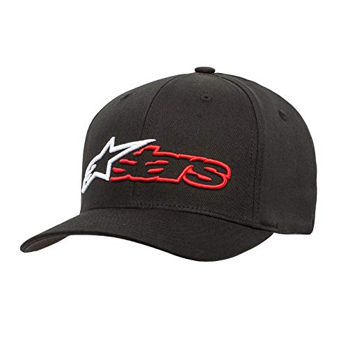 Alpinestars Reblaze Curve Cap - Black/Red LXL