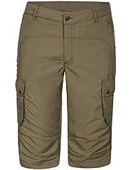 ICEPEAK–Pantalones cortos kipro, hombre, color Verde - Antique Green, tamaño 50