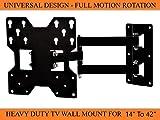 Best Wall Tv Mount Brackets - Maxicom Heavy Duty TV Wall Mount Stand Review