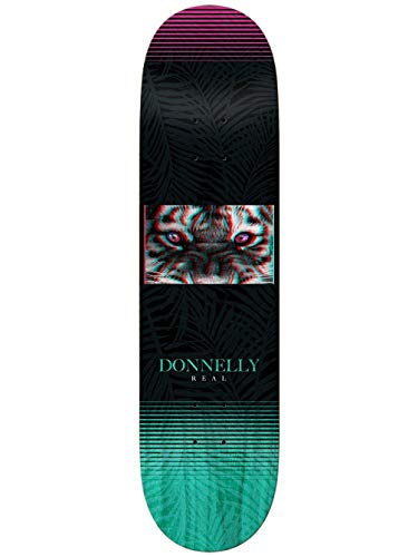 fa3ff2c69cc2b REAL Skateboard Deck Donnelly Spirit Eyes 8.25