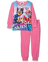 Nickelodeon Paw Patrol Kids Polar Fleece Pyjama Set