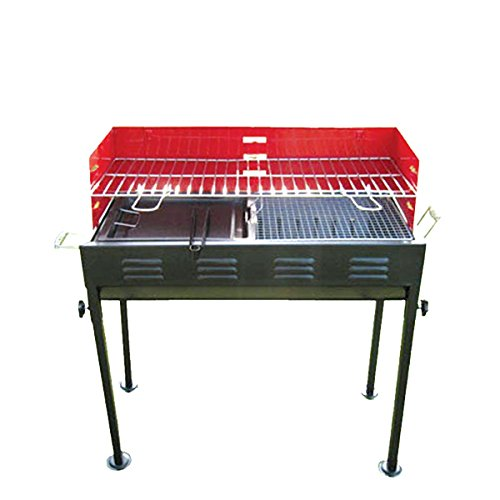 Selbstbedienung Barbecue Pits Picknick Selbstbedienung Barbecue Pits Picknick Barbecue Pits Dicker Koffer Öfen Dicker Grill Boxen