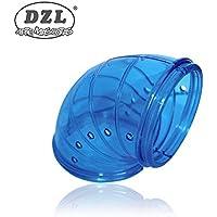 DI ZE LIN PET HOME S.L DZL túnel sustituto para Las jaulas de Hamster con añillo,Color Entrega al Azar 5,5X8X2,8CM