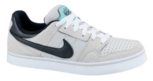 Nike Herren Tanjun Premium Schwarz Leder/Synthetik Sneaker offwhite/schwarz